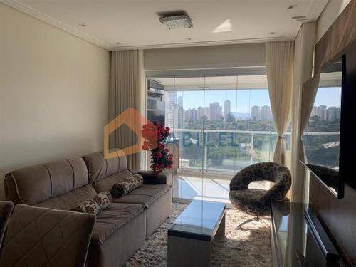 Imagem 1 de 30 de Apartamento Com Linda Vista Para O Ceret - 7877