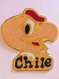 Parche Condorito Chile
