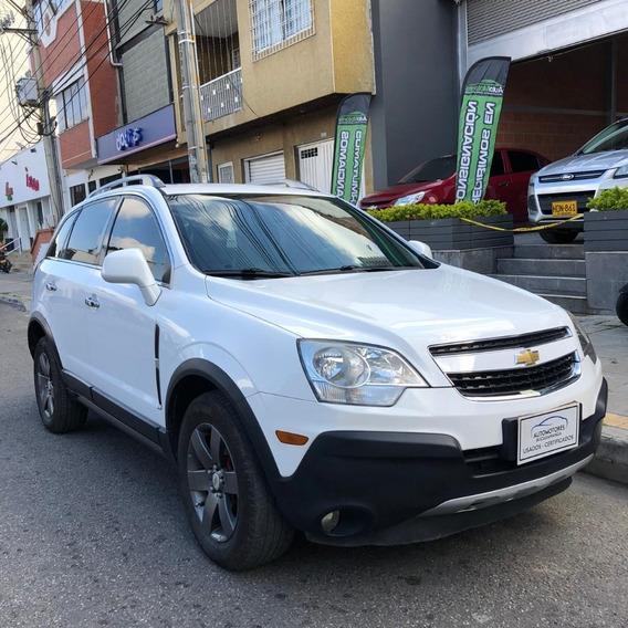 Chevrolet Captiva 2.4 Full Equipo