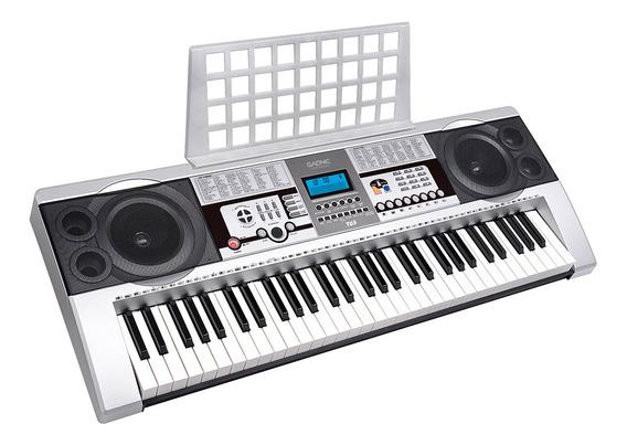 Organo Musical 61 Teclas Gadnic Teclado Elecrico Oficial