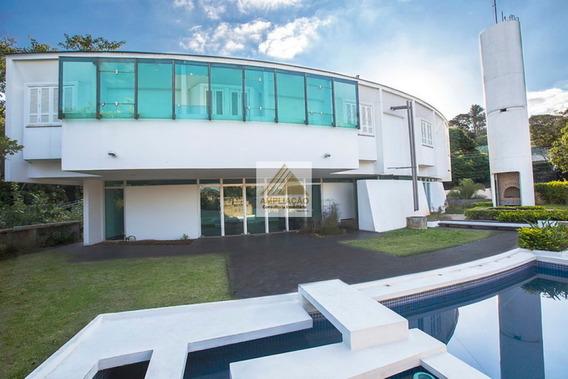 Casa Com 6 Suítes E 6 Vagas Na Cidade Jardim - Py2476