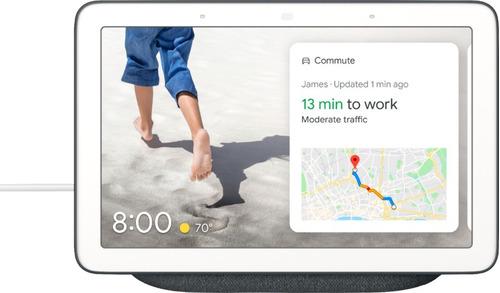 Imagen 1 de 7 de Google Home Hub Pantalla Inteligente Con Bocina Integrada