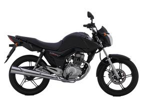 Cg Titan 2017 0km Honda 150 Roja Azul Nueva Moto Sur
