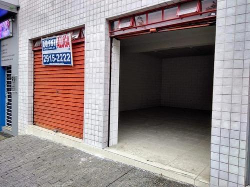 Salão Para Alugar, 50 M² Por R$ 2.600,00/mês - Mooca - São Paulo/sp - Sl0141
