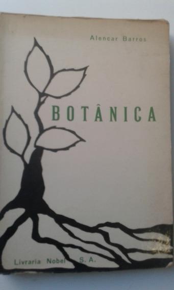 Livro - Botânica - Alencar Barros