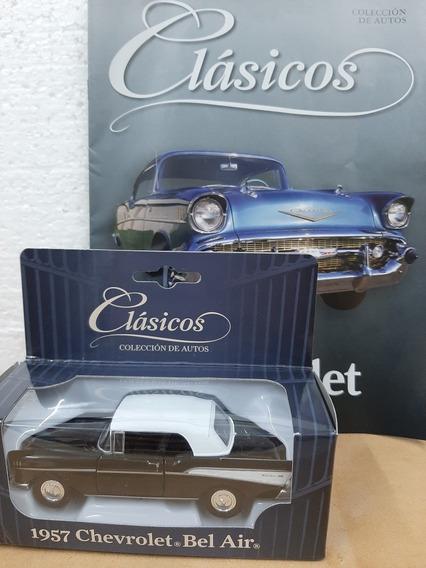Coleccion Autos Clasicos Chevrolet Bel Air 1957