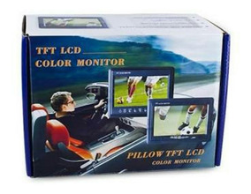 Monitor De Teste Cftv Tft Lcd Color