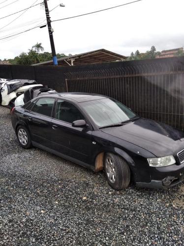 (17) Sucata Audi A4 2006 2.0 16v (retirada Peças)