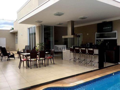 Casa De Condomínio Com 3 Dorms, Parque Residencial Damha Vi, São José Do Rio Preto - R$ 1.7 Mi, Cod: 2619 - V2619
