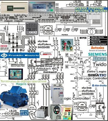 Curso De Plc Y Electricista Industrial Controles Eléctricos