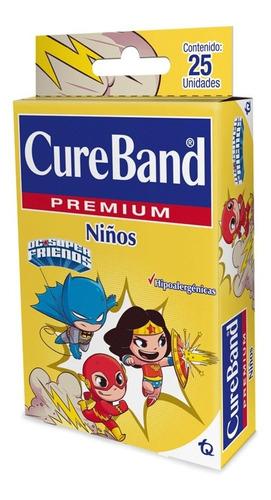 Curas Cure Band Premium Niños X 25und