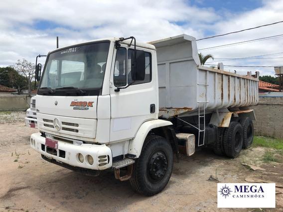 Mb 2423 Caçamba 6x4