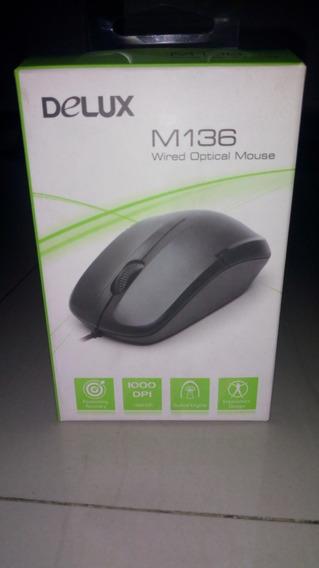 Mouse - Delux M136