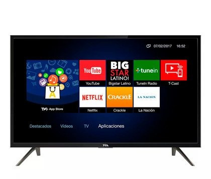 Tcl Smart Led Tv 32 (l32s4900)