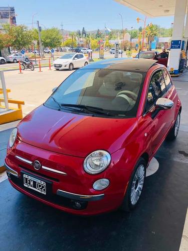 Fiat 500 2012 1.4 Lounge 105cv At