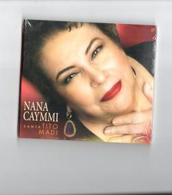 Nana Caymmi - Canta Tito Madi (cd 2019)