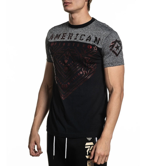 Remera American Fighter By Affliction Parkside