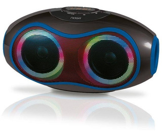 Parlante Portatil Bluetooth Recargable 8w Fm Bt305 Noga