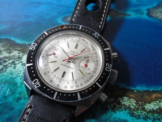 Technos Antigo Cronografo Diver Sportsgraph S