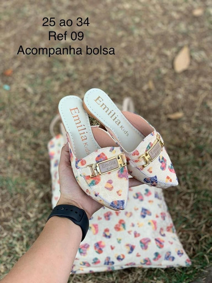 Sandalia Infantil Feminina