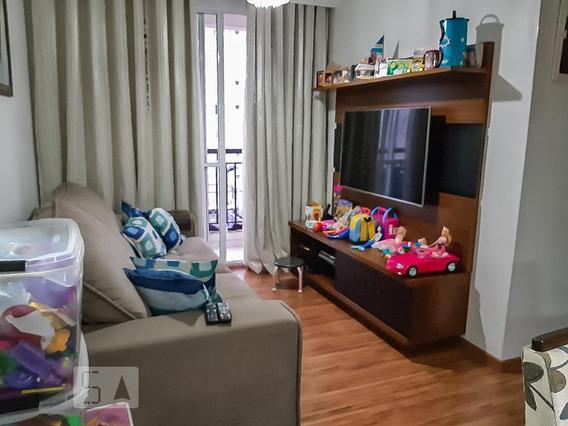 Apartamento Para Aluguel - Padroeira, 2 Quartos, 52 - 893112766