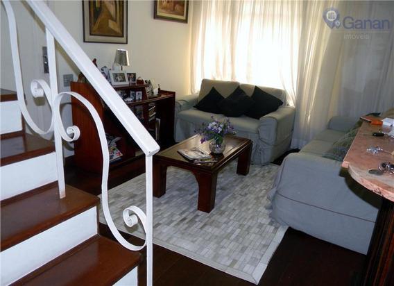 Sobrado Com 3 Dormitórios À Venda, 157 M² Por R$ 750.000 - Campo Belo - São Paulo/sp - So0121