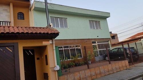 Imagem 1 de 4 de Sobrado Com 4 Dormitórios À Venda, 279 M² Por R$ 695.000 - Jardim Das Flores - Osasco/sp - So2234