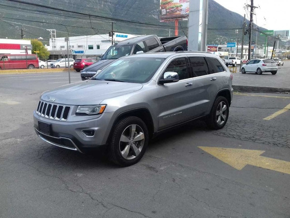 Jeep Grand Cherokee 2016 5.7 Limited Lujo 4x4 At
