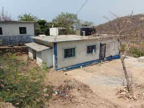 !!!!venta De Casa En La Col. San Martín En Salina Cruz!!!