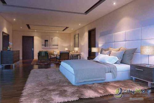 Vendo Apartamento Con 210.00m2 En Zona 14 Por Citymax - Pva-021-02-13-10