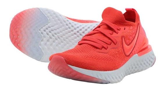 Zapatillas Nike Epic React Flyknit 2 Hombres Bq8928-601