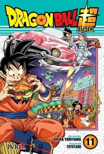 Dragon Ball Super # 11 - Akira Toriyama