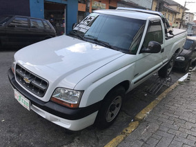Chevrolet S-10 Pick-up 2.4 Mpfi 2p 2002