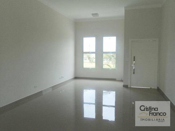 Casa Residencial À Venda, Condomínio Palmeiras Imperiais, Salto. - Ca0581