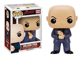Funko Pop Marvel Daredevil Wilson Fisk #122 Vaulted