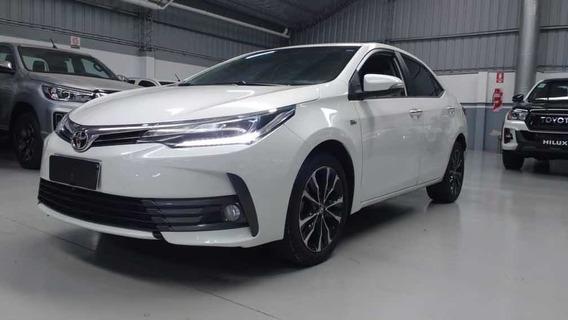 Toyota Corolla Seg 1.8 Cvt 2017 Oport Conc Prana