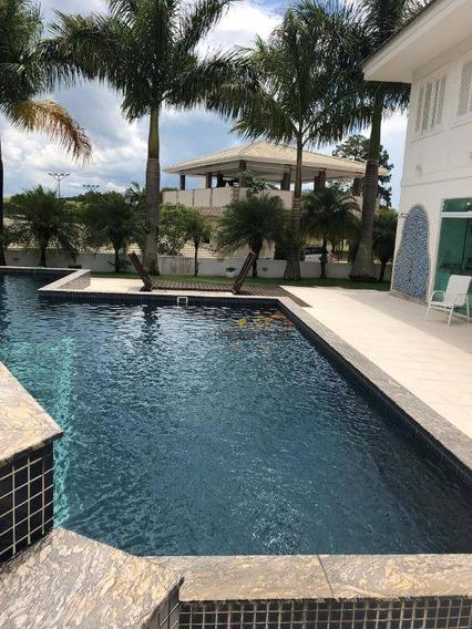 Casa Com 5 Dormitórios À Venda, 950 M² Por R$ 6.000.000 - Condomínio City Castelo - Itu/sp - Ca1381