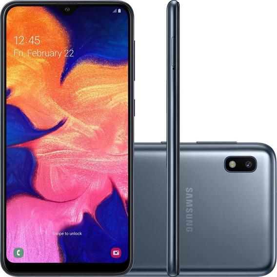 Smartphone Samsung Galaxy A10 6.2 32gb Preto - A105m