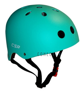 Casco Para Ciclismo Skate Bicicleta Tabla Patinaje Bmx - Csr