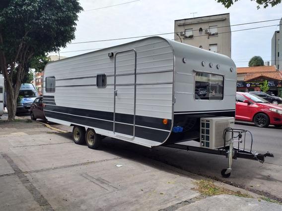 Casa Rodante Turismar Doble Eje Balancín Linea Nueva, 2 Ejes