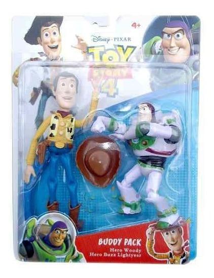 Toy Story 4 Juguetes De Buzz Y Woody Juguete Niños Oferta