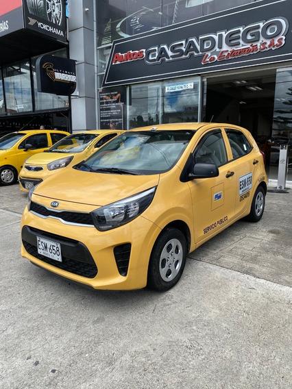 Kia Picanto 2018 Taxi Motor 1.000