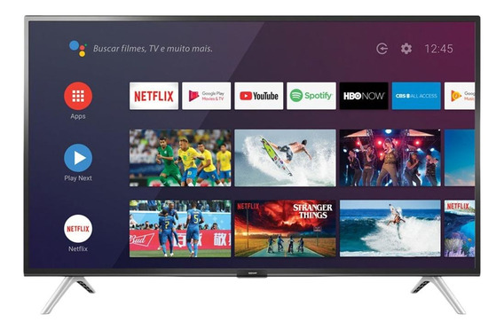 Smart Tv Semp Full Hd 43 43s5300