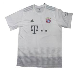 Camisa Bayern Munique - Todos Uniformes 19/20