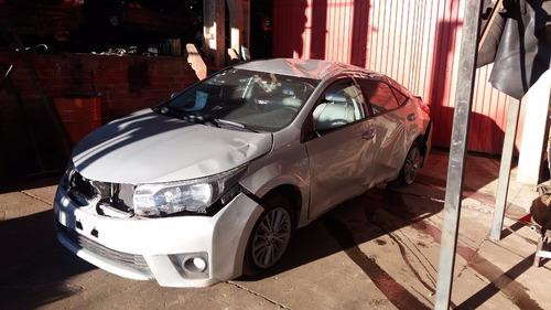 Sucata Toyota Corolla 2016 ( Para Venda De Peças)