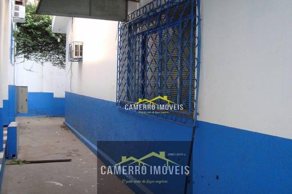 Salão Para Alugar, 210 M² Por R$ 8.000 - Vila Pavan - Americana/sp - Sl0205