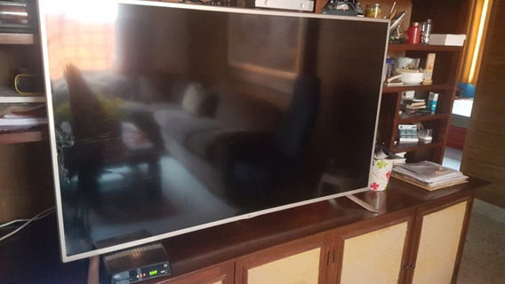 Smart Tv 60 Tela Trincada LG 60lf5850