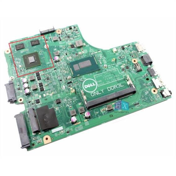 Placa Mãe Dell 3442 Core I5 C/video Fx3mc 13269-1 Nfe Nova