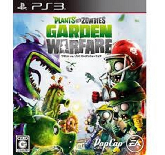 Plants Vs Zombies Garden Warfare -ps3 -psn -original-digital