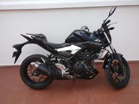 Yamaha Mt-03 321cc 2017